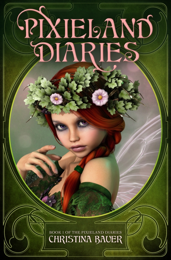 Pixieland Diaries cover